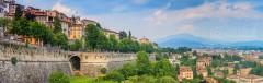 Panorama Bergamo, Włochy