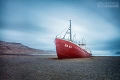 Islandia, zachodnie fiordy