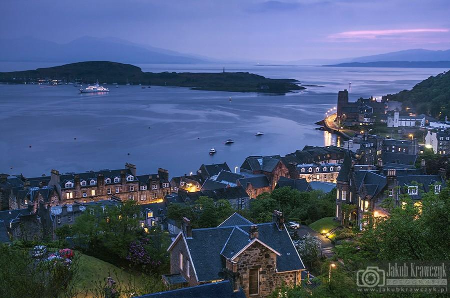 Oban, Szkocja